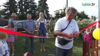 preview picture of video '20120526 - Piknik sąsiedzki przy nowym placu zabaw - Lubon.TV'