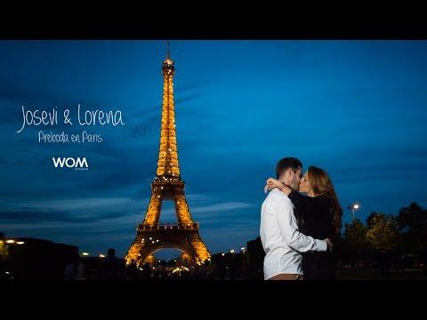 Pedida de mano en Paris