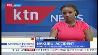 11 people feared dead in an accident involving a Great Rift shuttle near Salgaa