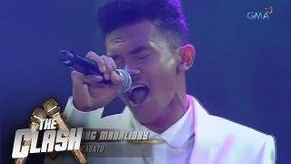 "The Clash: Jong Madaliday Wows The Judges With ""Bawal Na Gamot"" 