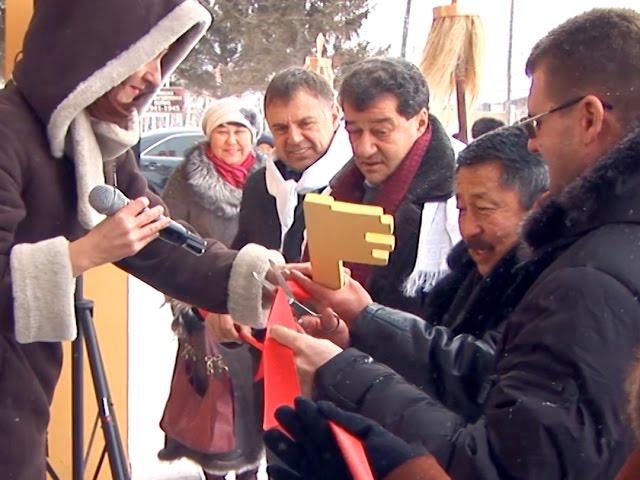 Дом культуры открылся в Одинске