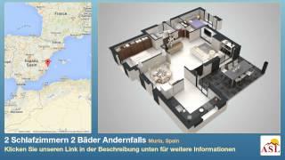 preview picture of video '2 Schlafzimmern 2 Bäder Andernfalls zu verkaufen in Murla, Spain'