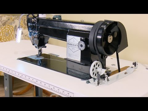 Fabricator Industrial Sewing Machine Upholstery Leather Sewing Adorable Sailrite Sewing Machine For Sale