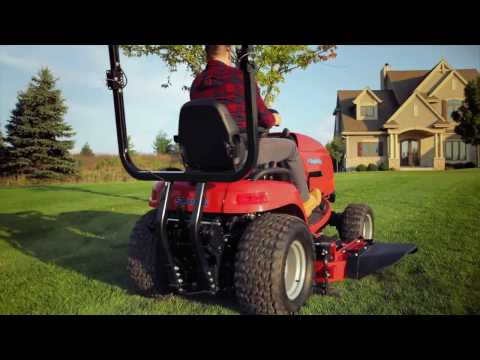 2020 Simplicity Legacy XL Vanguard 33 hp 4WD in Lafayette, Indiana - Video 1