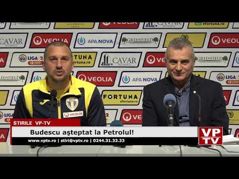 Budescu aşteptat la Petrolul!