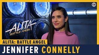 Jennifer Connelly talks 'Alita: Battle Angel'