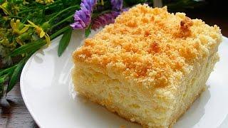 Творожный пирог ПРОСТОЙ рецепт