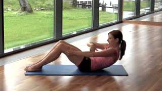 Why do Pilates Roll-ups and Roll-downs