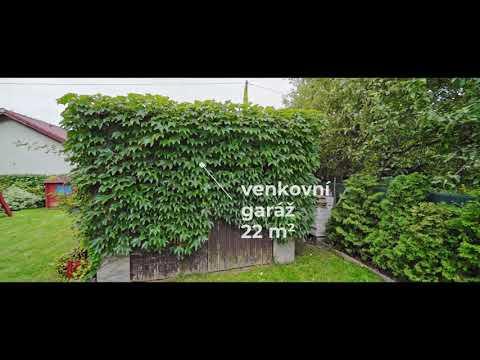 Video z << Prodej rodinného domu, 195 m2, Nové Strašecí >>