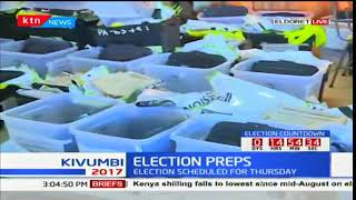 A good number of Uasin Gishu residents vow to turn up in large numbers and vote in President Uhuru
