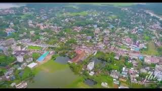 preview picture of video 'Our beautiful city is located in Habiganj, Sylhet Bangladesh'