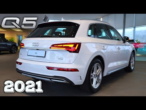 Audi Q5 Advanced 2021