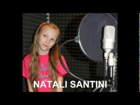 Natali Santini (9 years old singer) -  Nessun Dorma