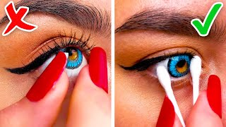 LONG NAILS GIRLY PROBLEMS    27 USEFUL HACKS FOR ANY SITUATION