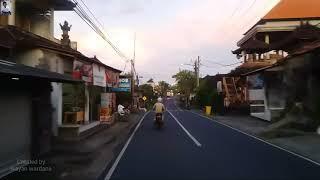 Wisata Ubud Bali Di Pagi  Yang Indah