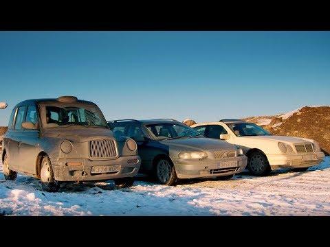 Chris vs Matt vs Rory in Kazakhstan Race | Top Gear Series 24 | BBC