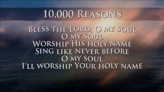 Matt Redman - 10,000 Reasons (Bless The Lord) Piano Cover