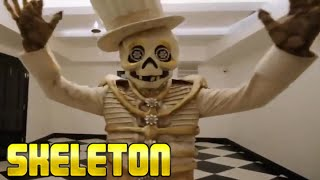 Masked Singer Skeleton performance | Are you going to be my girl & reveal | Season 2 Ep 4