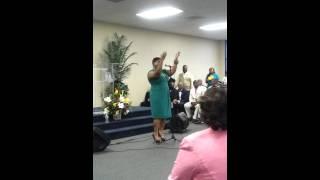Anita Wilson @ VBM-Speechless