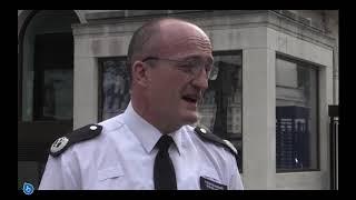 Met Police Commander Gives Statement On Joseph McCann's Arrest