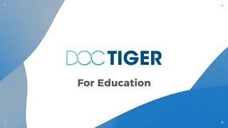 Doctiger Education