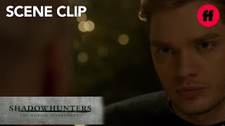 Shadowhunters | Season 2, Episode 9: Jace Gives Valentine An Ultimatum | Freeform