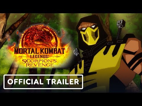 Mortal Kombat Legends: Scorpion's Revenge - Exclusive Official Trailer (2020)