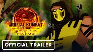 "The beloved Mortal Kombat video game franchise is getting the animated treatment with Mortal Kombat Legends: Scorpion's Revenge, and IGN is exclusively debuting the first trailer for the Mortal Kombat animated movie. The synopsis for Scorpion's Revenge reads: ""Based on the worldwide hit game created by Ed Boon & John Tobias, Mortal Kombat Legends: Scorpion's Revenge spotlights the once-in-a-generation tournament between the champions of Outworld and Earthrealm - a competition that will ultimately determine the fate of Earth and all its citizens. Lord Raiden, protector of Earthrealm, must gather the greatest fighters of his realm to defend it from the evil Shang Tsung in the battle to end all battles - Mortal Kombat!""  As showcased in the Mortal Kombat animated movie trailer, Scorpion's Revenge stars Joel McHale as Johnny Cage, Jennifer Carpenter as Sonya Blade, Jordan Rodrigues as Scorpion & Hanzo Hasashi, Steve Blum as Sub-Zero, Artt Butler as Shang Tsung, Darin De Paul as Quan Chi, Robin Atkin Downes as Kano, David B. Mitchell as Raiden, Ike Amadi as Jax Briggs, Kevin Michael Richardson as Goro, Grey Griffin as Kitana & Satoshi Hasashi, and Fred Tatasciore as Demon Torturer. Batman: Assault of Arkham's Ethan Spaulding is directing Scorpion's Revenge and Teen Titans Go! Vs. Teen Titans' Jeremy Adams wrote the script. The release date for Mortal Kombat Legends: Scorpion's Revenge is Spring 2020.  #ign #mortalkombat #entertainment"