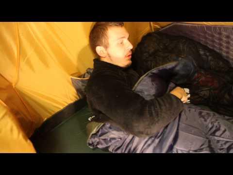 Спальный мешок «Одеяло 450». Видеообзор.