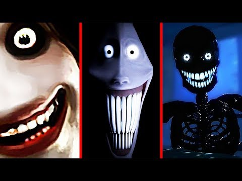 BEST OF 3 Scary Games