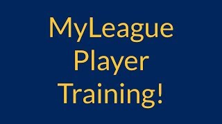 NBA2K MyLeague Player Training Strategy | Target the Weak Attributes!