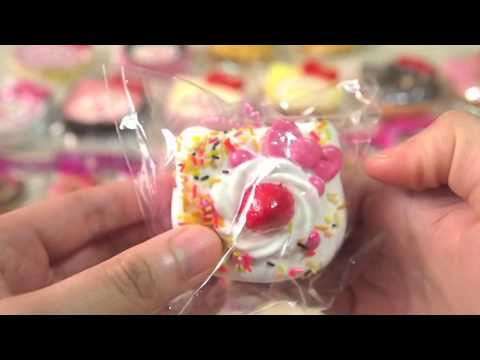 Video Hello Kitty Squishy Cafe!