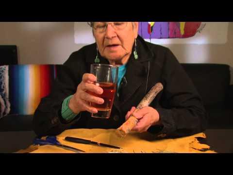 Video Elder Bertha Skye talks about Birch trees as Medicine