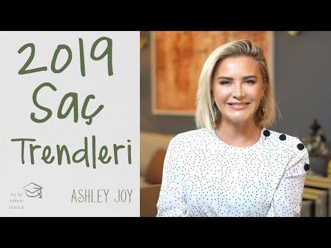 Ashley Joy | 2019 Saç Trendleri | Senin İçin En İyisi