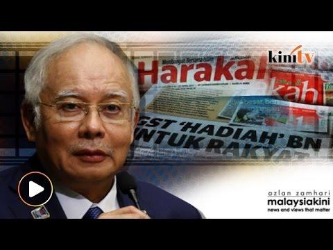 Najib, Harakah mesti nyatakan pendirian minggu depan