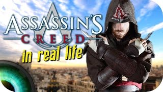 ASSASSIN'S CREED IN THE REAL LIFE