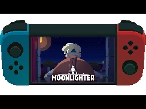 Moonlighter - Nintendo Switch Announcement Trailer thumbnail
