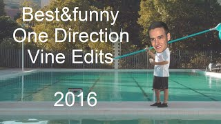One Direction best & funny vine edits 2016