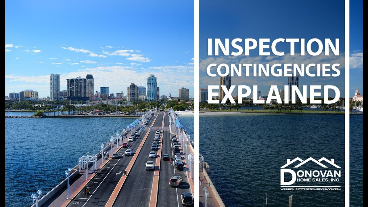 What Is an Inspection Contingency?