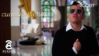 ME DEDICO A BEBER   ALZATE   (VIDEO LYRICS)