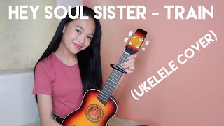 Hey Soul Sister - Train (Ukulele Cover) // Andree Bonifacio