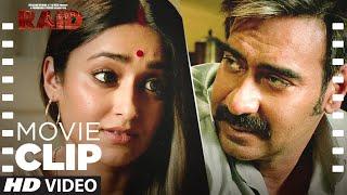 Pachhta Rahi Ho Mujhse Shadi Karke?   Raid   Movie Clip   Ajay Devgn   Ileana D'Cruz