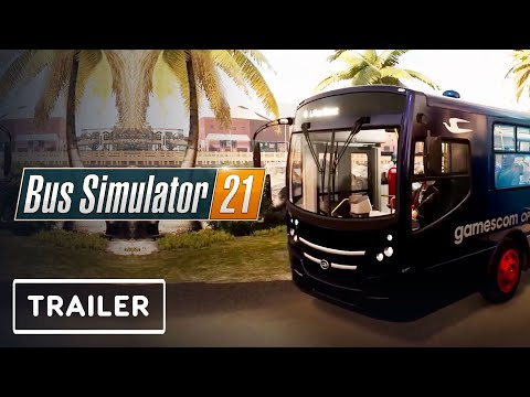 Bus Simulator 21 (PC) - Steam Key - GLOBAL - 1