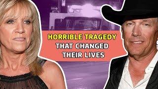 Tragic Real-Life Story Of George Strait's Family | ⭐OSSA
