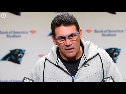 Panthers Rivera: Cam will continue to rehab and Allen will start in San Francisco