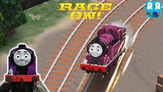 Meet The New Engine Ryan The Purple Engine - Thomas & Friends: Race On!
