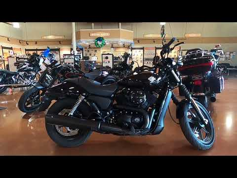 2018 Harley-Davidson Street 500 XG500