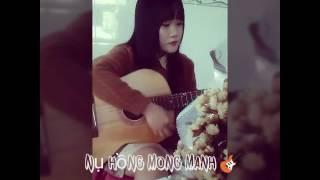 Nụ hồng mong manh guitar cover 🎸
