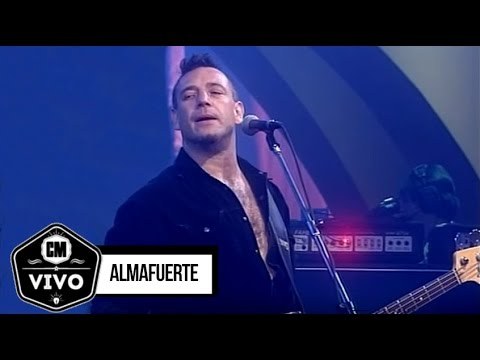 Almafuerte video CM Vivo 2000 - Show Completo
