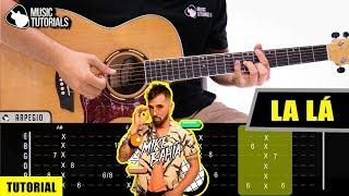 Cómo Tocar La Lá De Mike Bahia, Ovy On The Drums En Guitarra | Tutorial + PDF GRATIS